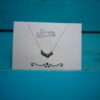 KETTING COOLNESS zilver.