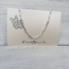 KETTING STUCK IN CHAINS- zilver