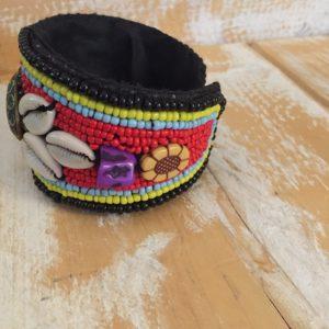 Handmade Ibiza armband.