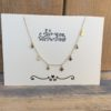 KETTING COUNTING STARS- goud.
