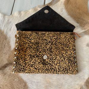 Ibiza-Boho Tas - luipaard print.