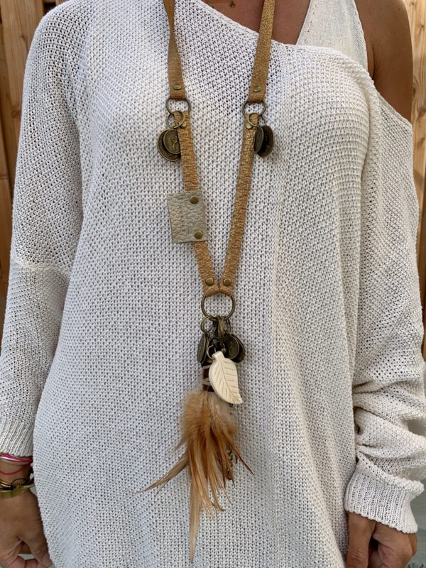 Handmade by Pure Audrey- Ketting