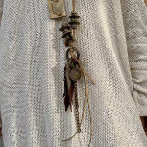 Handmade by Pure Audrey- Ketting.