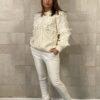 TRUI AXL beige kleur one size.