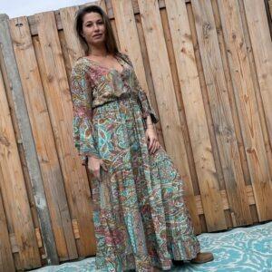 Mariana Ibiza jurk - one size.