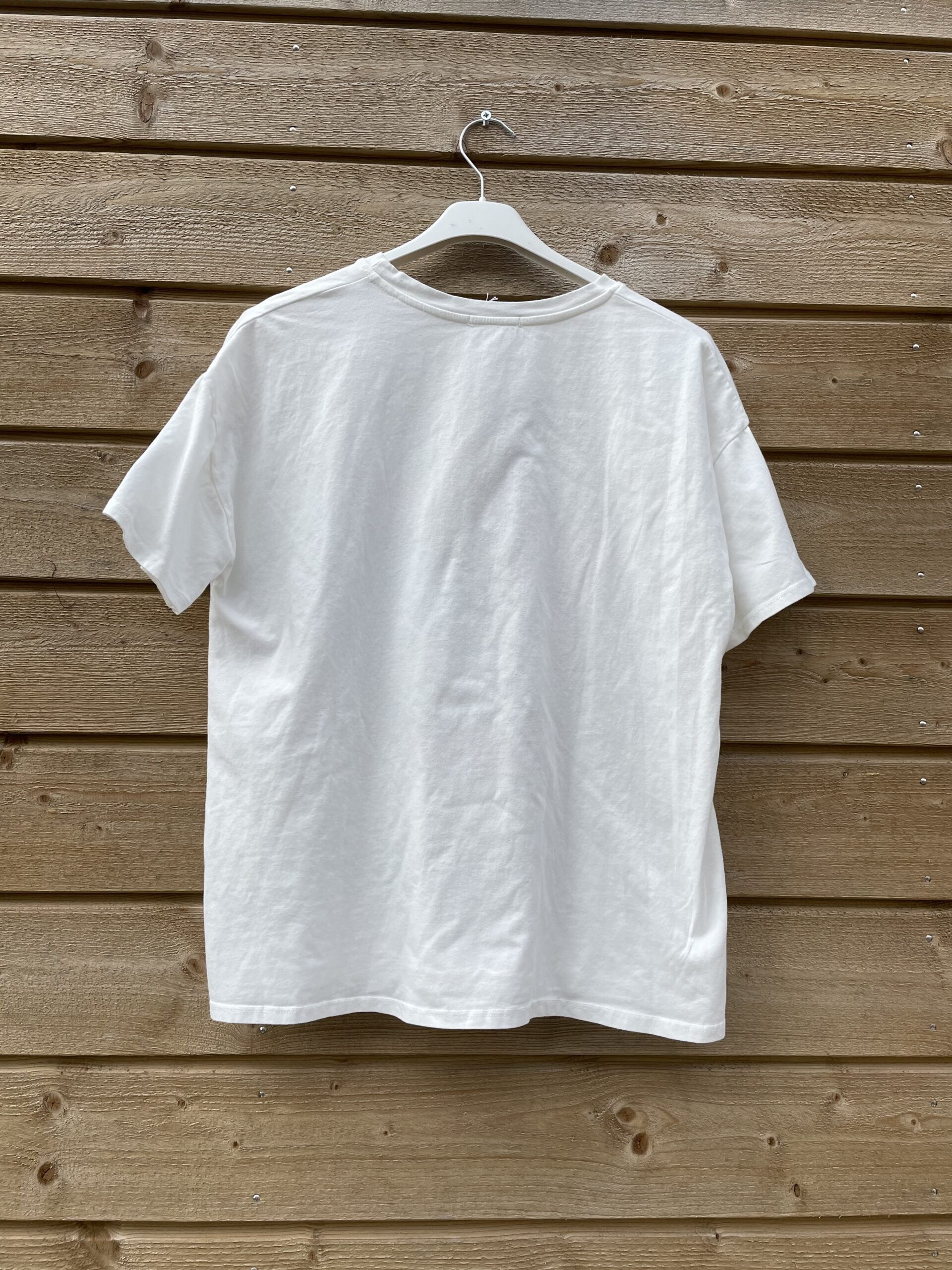 Adelaar witte shirt - one size.