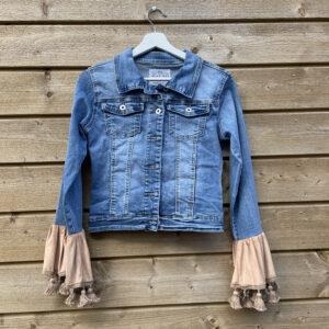 Bohemien Dromenvanger -handmade jacket- korte model.