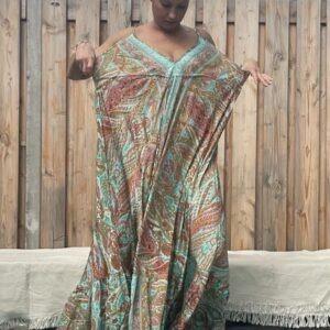Destina Maxi jurk van Jot - one size.