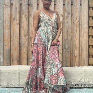 Savanna Maxi jurk van Jot - one size.