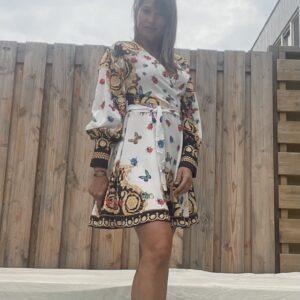 Olivia zomer jurk.
